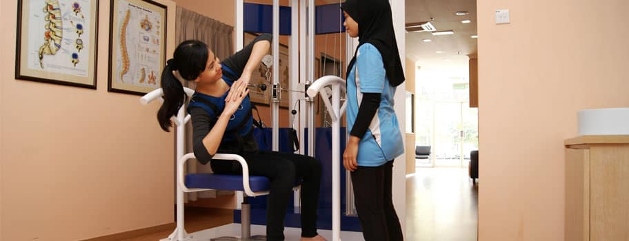 slip-disc treatment in shah alam