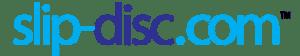 slip-disc.com logo in color