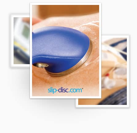 physiotherapy devices that cures slip disc
